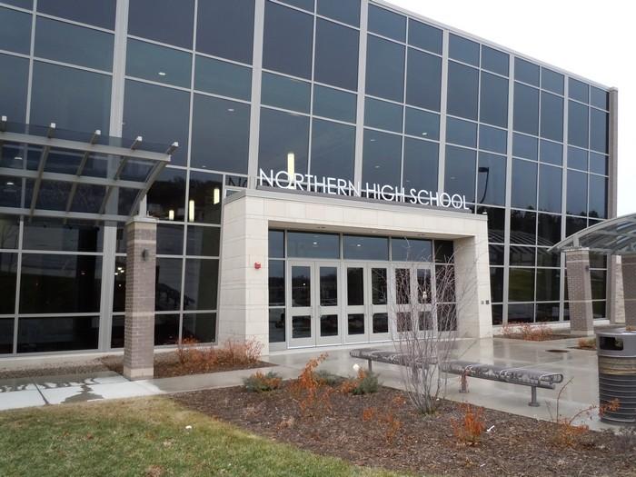 northern high school logo. northern high school logo